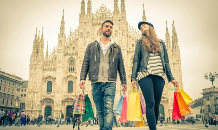 """2 חופשה במילאנו - העיר הכי אופנתית באירופה, כולל סופ""""ש"""