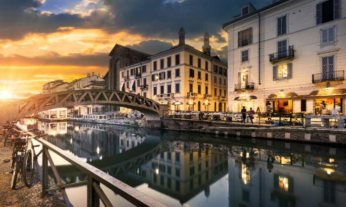 """4 חופשה במילאנו - העיר הכי אופנתית באירופה, כולל סופ""""ש"""