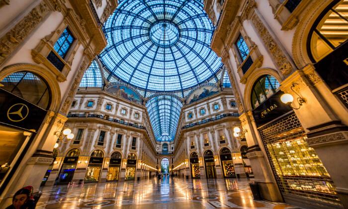 """5 חופשה במילאנו - העיר הכי אופנתית באירופה, כולל סופ""""ש"""
