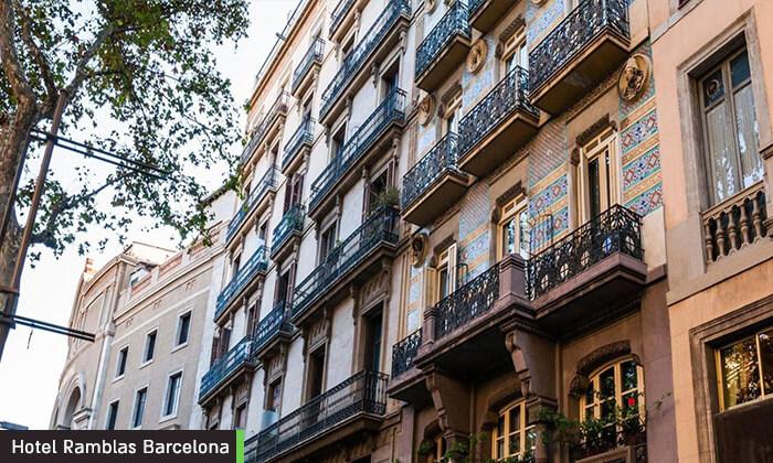 """9 חופשה בלב ברצלונה, כולל סופ""""ש"""