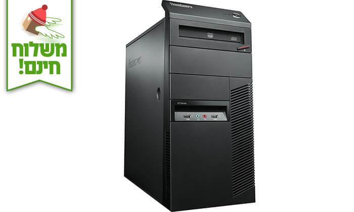 3 מחשב נייח HP/LENOVO/DELL עם מעבד i3 - משלוח חינם