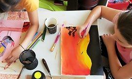 4 מפגשי 'הרפתקאות צבעוניות'