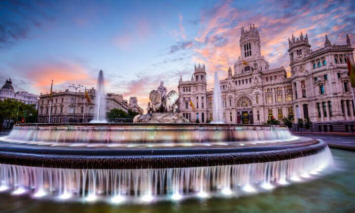 """3 חופשה במדריד, כולל סופ""""ש וחנוכה - מלון Leonardo המומלץ"""