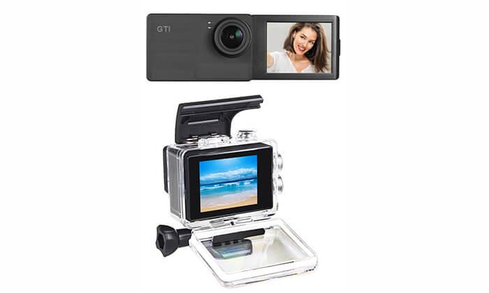 3 מצלמת וידאו אקסטרים ברזולוציית Full HD 1080