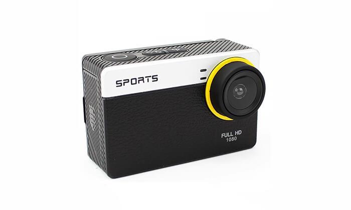 5 מצלמת וידאו אקסטרים ברזולוציית Full HD 1080