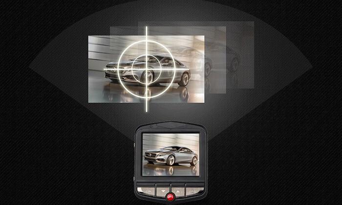 3  מצלמת דרך לרכב ברזולוציית Full HD