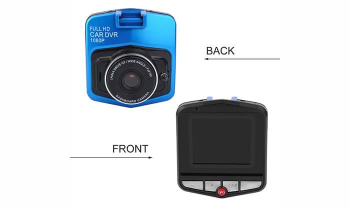 4  מצלמת דרך לרכב ברזולוציית Full HD