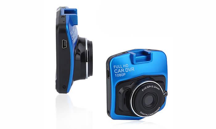 9  מצלמת דרך לרכב ברזולוציית Full HD