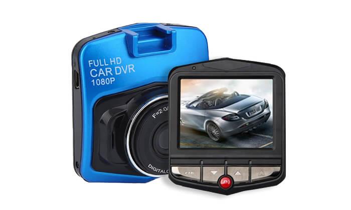8  מצלמת דרך לרכב ברזולוציית Full HD