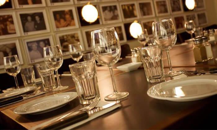 10 שובר הנחה למסעדת 206, צהלה תל אביב