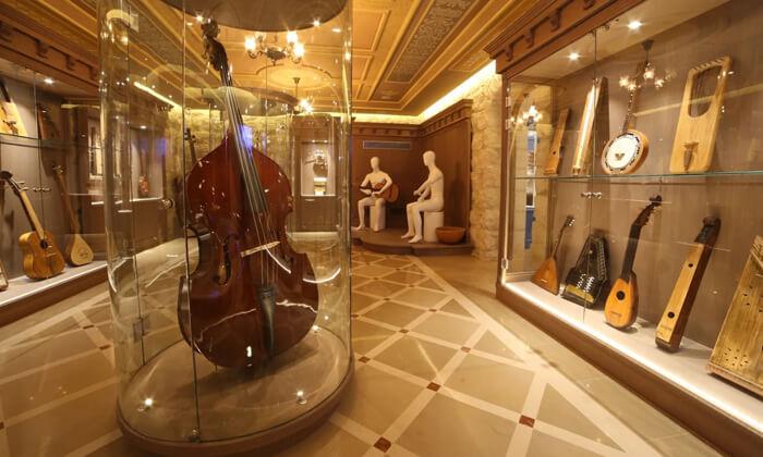 6 כרטיס למוזיאון המוזיקה העברי בנחלת שבעה