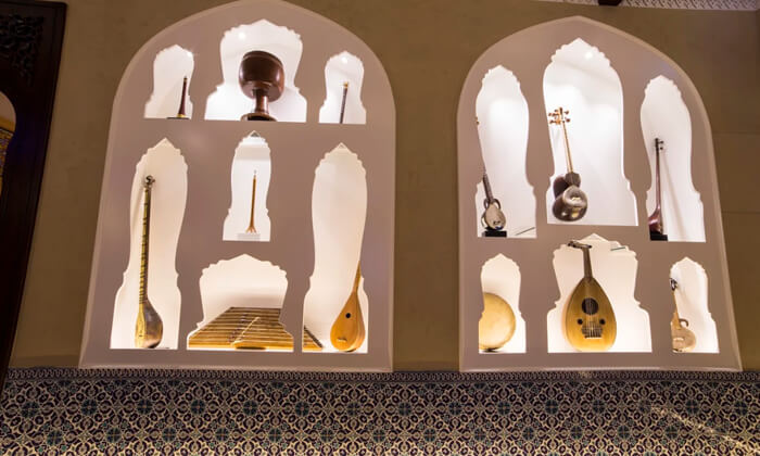 8 כרטיס למוזיאון המוזיקה העברי בנחלת שבעה