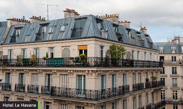 """6 חופשה בפריז, כולל סופ""""ש- גבינות, יין טוב והאורות של השאנז אליזה"""