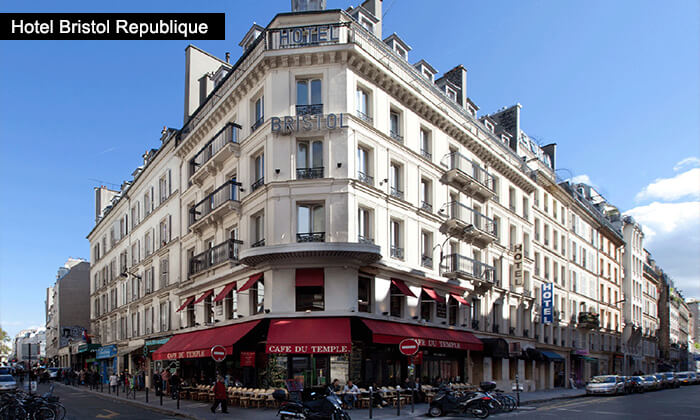 """8 חופשה בפריז, כולל סופ""""ש- גבינות, יין טוב והאורות של השאנז אליזה"""