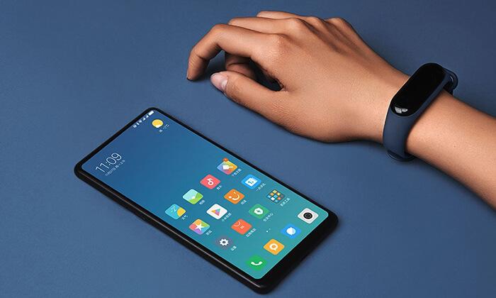 4 צמיד כושר חכם - שיאומי Xiaomi