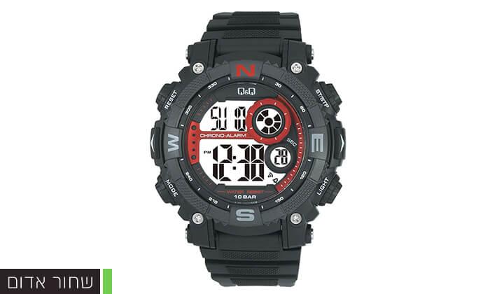 6 שעון יד דיגיטלי לגבר Q&Q - משלוח חינם!