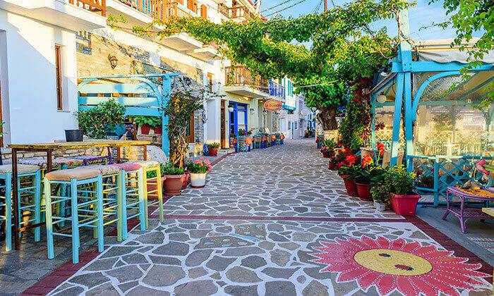 8 הפלגה 5 לילות לאיי יוון - רודוס וסאמוס