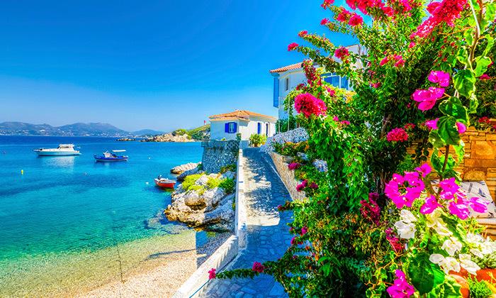 10 הפלגה 5 לילות לאיי יוון - רודוס וסאמוס