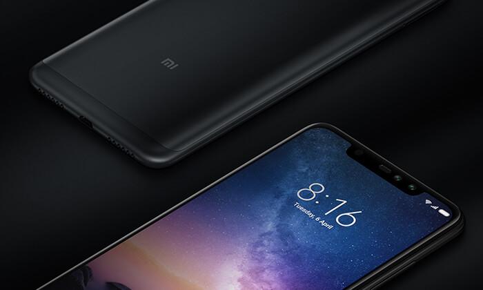 7 שיאומי Xiaomi Redmi Note 6 Pro עם זכרון 32GB - משלוח חינם!