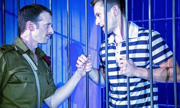 """5 כרטיס למחזה """"מיקה שלי"""" בתיאטרון הבימה"""