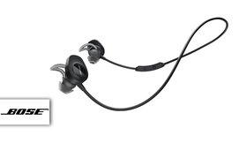 זוג אוזניות Bluetooth Bose