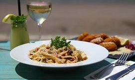 ארוחה זוגית כשרה במסעדת פרדיסו