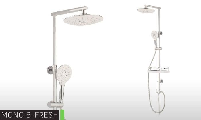 4 מערכת תלייה לאמבטיה B-Fresh