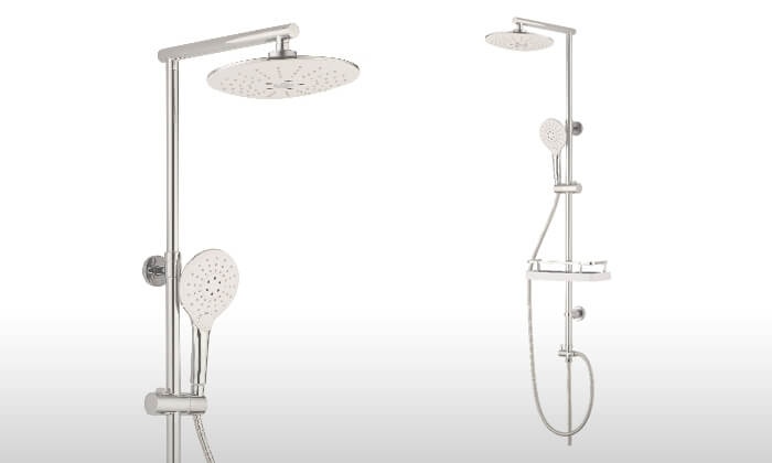 5 מערכת תלייה לאמבטיה B-Fresh