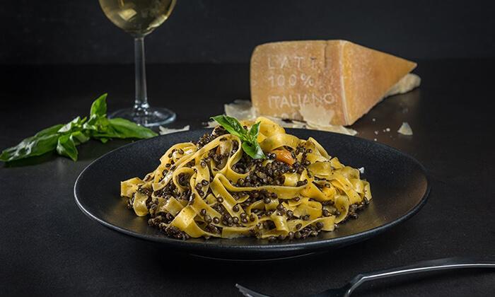 3 ארוחה איטלקית זוגית במסעדת Matteo, בוגרשוב תל אביב
