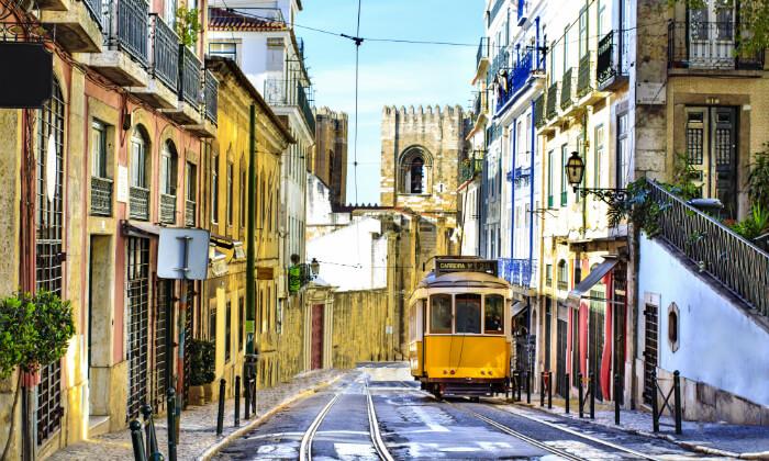 11 חופשה בליסבון-פורטוגל, כולל סופ''ש