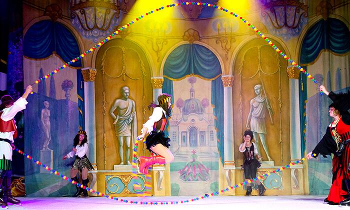 7 כרטיס למופע 'מלכת השלג' - קרקס על הקרח, מגוון מיקומים ומועדים