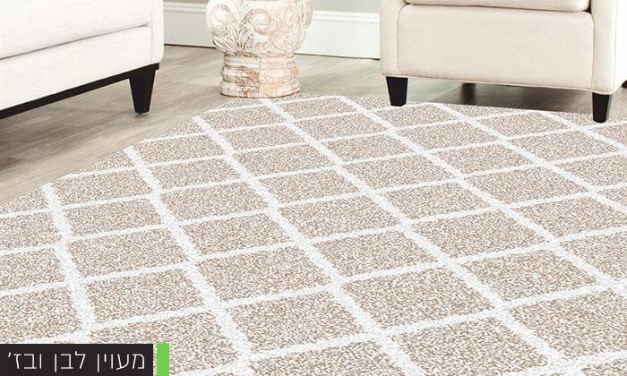 5  שטיח שאגי לסלון
