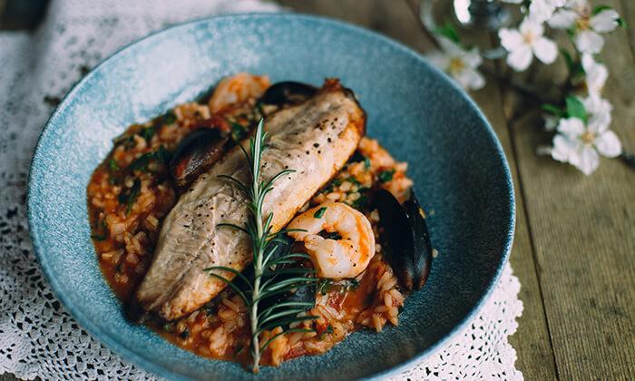 6 GROO PREMIUM: ארוחת פרימיום זוגית במסעדת חוות התבלינים בגלבוע