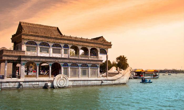 6 מאורגן בסין 9 ימים - העיר האסורה, החומה הסינית, מפעל הפנינים והמשי, שווקים, מקדשיםועוד