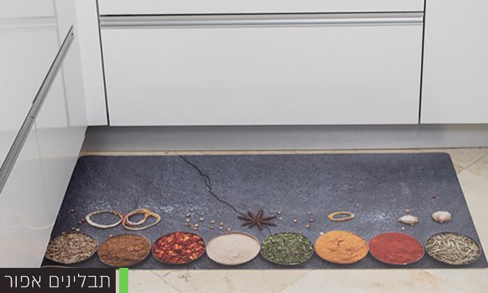 3 שטיח PVC למטבח