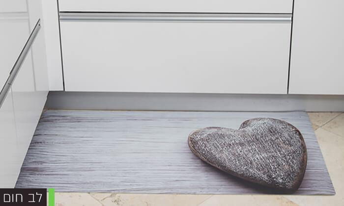 8 שטיח PVC למטבח
