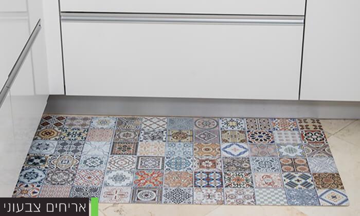 9 שטיח PVC למטבח