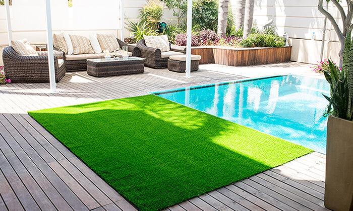 3 דשא סינטטי