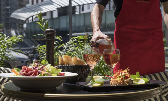 15 ארוחת שף זוגית במסעדת RESTO הכשרה, החשמונאים תל אביב