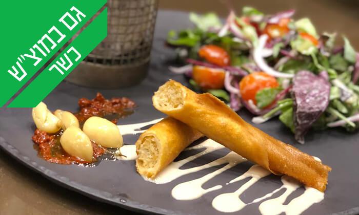 7 ארוחה זוגית במסעדת הבשרים הכשרה ריבס באשדוד