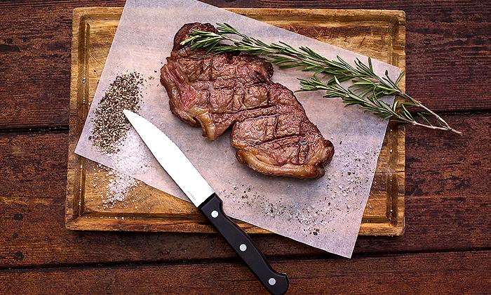17 ארוחה זוגית ברשת 'רק בשר'