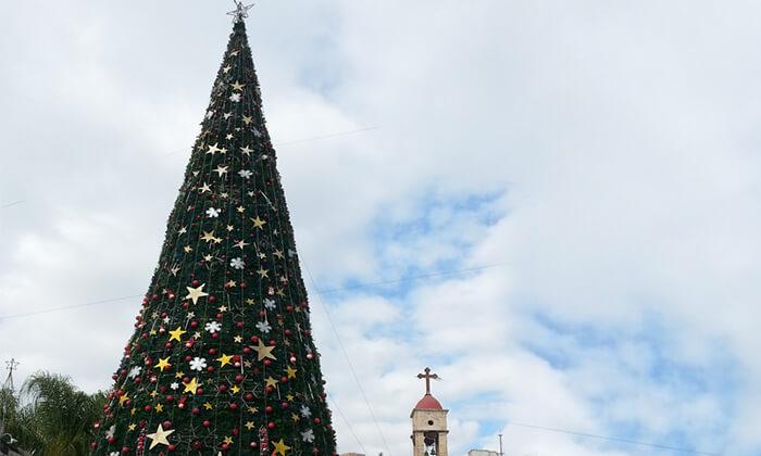 5 סיור חג המולד בנצרת