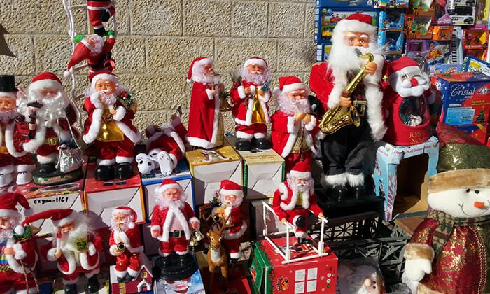 6 סיור חג המולד בנצרת
