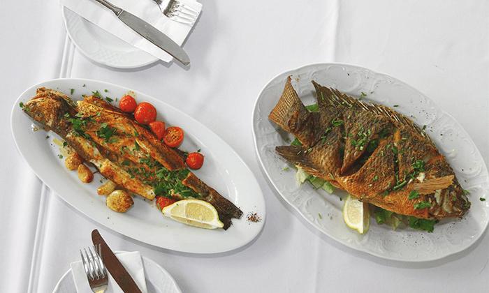 7 ארוחה זוגית במסעדת הדייגים הכשרה, נמל יפו