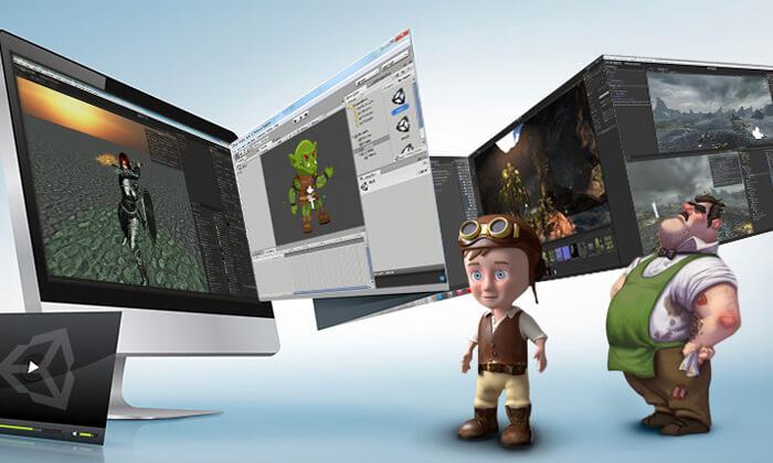 2 לימודי העשרה בפיתוח משחקי דו-ממד, תלת-ממד ומציאות מדומה, קורס אונליין E-Careers