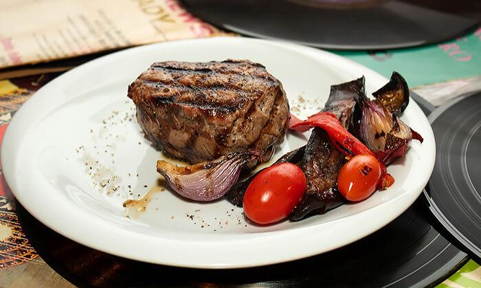3 ארוחת שף זוגית במסעדת Boost FM, תל אביב