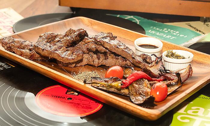 6 ארוחת שף זוגית במסעדת Boost FM, תל אביב