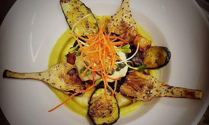 9 ארוחת שף זוגית במסעדת Boost FM, תל אביב