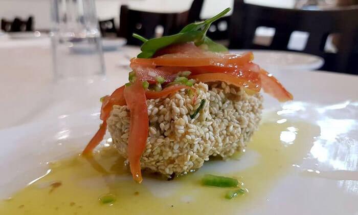 11 ארוחה זוגית במסעדת השף דיאנא, נצרת