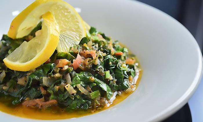 3 ארוחה זוגית במסעדת השף דיאנא, נצרת